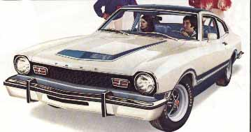 75grab the ford maverick page year to year changes