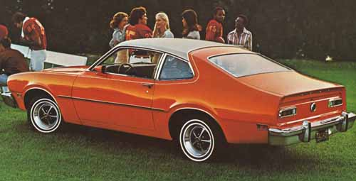 the ford maverick page year to year changes. Black Bedroom Furniture Sets. Home Design Ideas