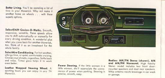 The Ford Maverick Page Year To Changes. Wiring. 1972 Maverick Dash Wiring Diagram At Scoala.co