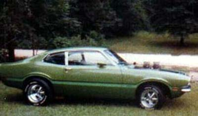 The Ford Maverick Page Year To Year Changes
